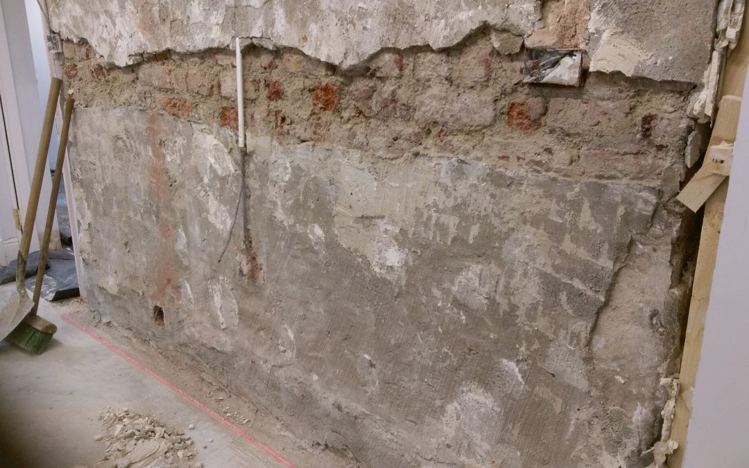 Damp Proofing – What Is Tanking?